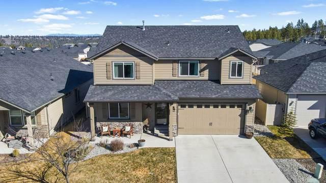 7119 S Park Ridge Blvd, Spokane, WA 99224 (#202112100) :: Top Agent Team
