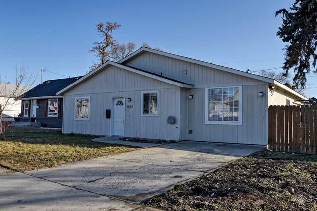1427 W Euclid Ave, Spokane, WA 99205 (#202112151) :: Parrish Real Estate Group LLC