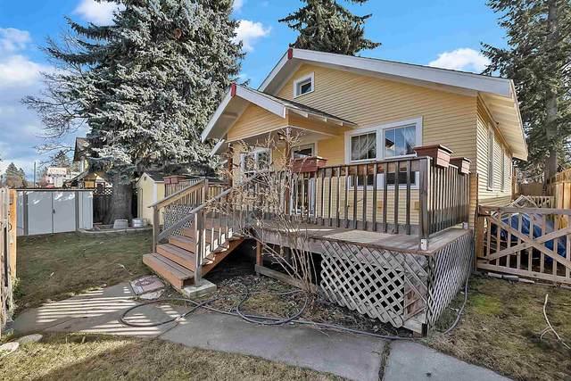 3118 E E 29th Ave, Spokane, WA 99223 (#202112152) :: Parrish Real Estate Group LLC