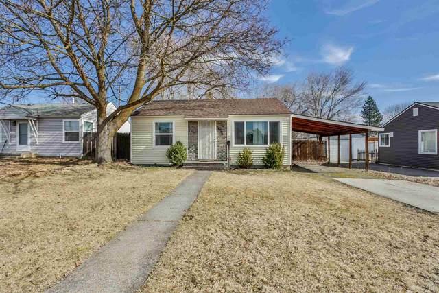 5724 N Loma Dr, Spokane, WA 99205 (#202112156) :: Parrish Real Estate Group LLC