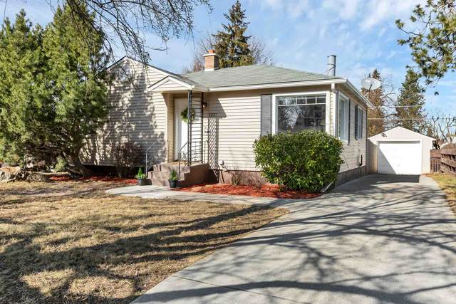 1227 E 40th Ave, Spokane, WA 99203 (#202112159) :: Parrish Real Estate Group LLC