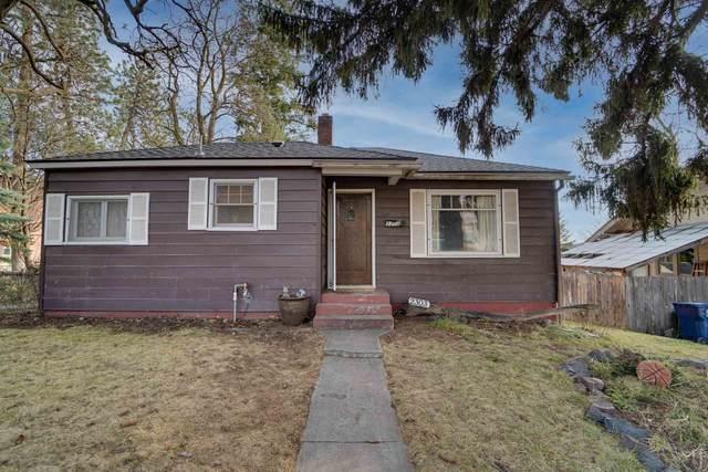 2303 W Dalton Ave, Spokane, WA 99205 (#202112171) :: The Spokane Home Guy Group