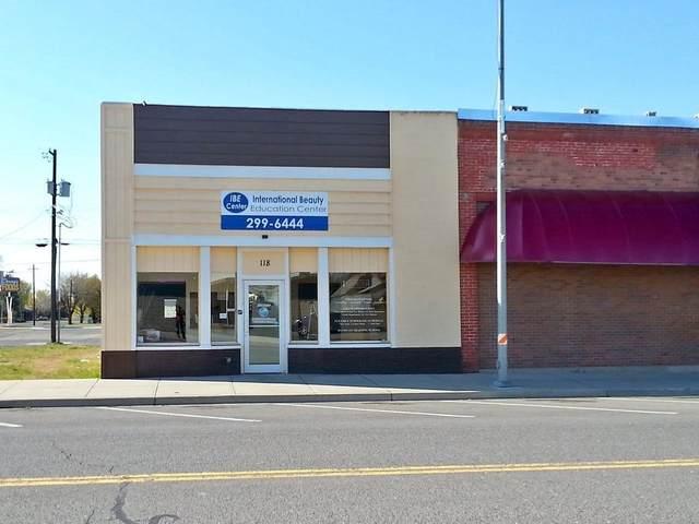 118 E Lake St, Medical Lake, WA 99022 (#202112173) :: Bernadette Pillar Real Estate