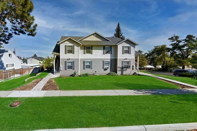 103 5th St Unit #103, 105,, Cheney, WA 99004 (#202112185) :: Top Spokane Real Estate