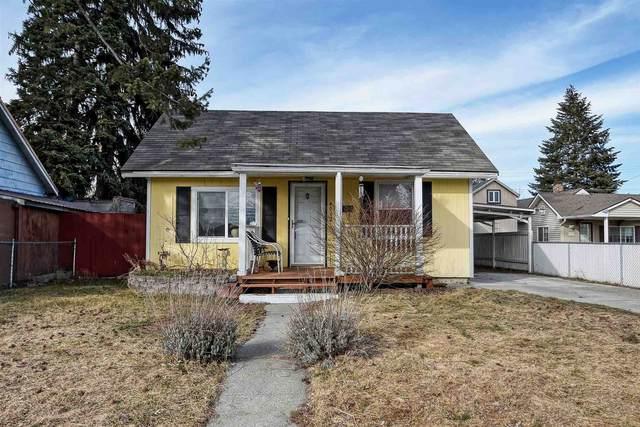 4002 W Longfellow Ave, Spokane, WA 99205 (#202112216) :: RMG Real Estate Network