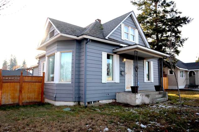 628 E Wellesley Ave, Spokane, WA 99207 (#202112221) :: Bernadette Pillar Real Estate