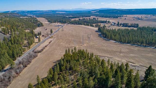0 W Four Mound Rd Lot I, Spokane, WA 99026 (#202112596) :: The Hardie Group