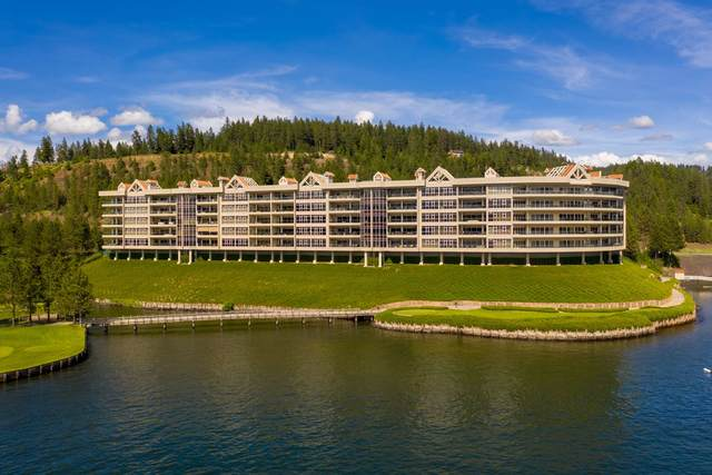 2051 S Island Green Dr 6C, Coeur d Alene, ID 83814 (#202112633) :: The Spokane Home Guy Group