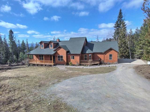 432 Upper Rocky Rd, Sagle, ID 83860 (#202112836) :: Parrish Real Estate Group LLC