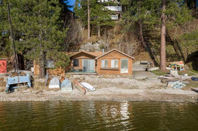 13229 N Peninsula Dr, Newman Lake, WA 99025 (#202113181) :: Cudo Home Group