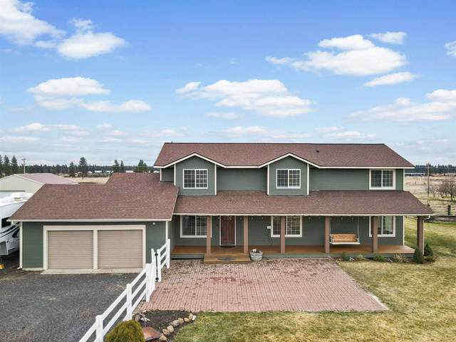 16105 W Sr 904 Highway, Cheney, WA 99004 (#202113410) :: Five Star Real Estate Group
