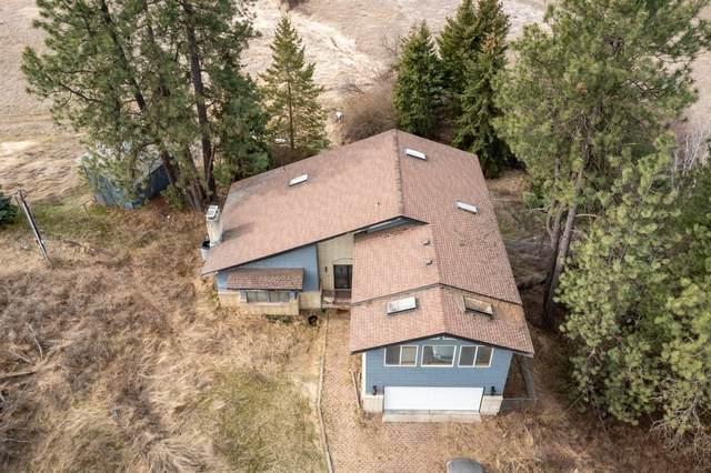 1413 W Gibbs Rd, Spokane, WA 99224 (#202113487) :: The Hardie Group