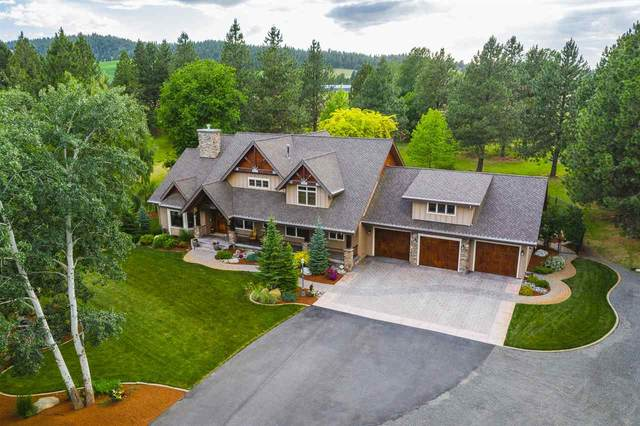 5010 S Chapman Rd, Spokane Valley, WA 99016 (#202113495) :: The Hardie Group