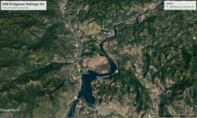 25XX Bridgeman Rettinger Rd, Kettle Falls, WA 99141 (#202113530) :: The Spokane Home Guy Group