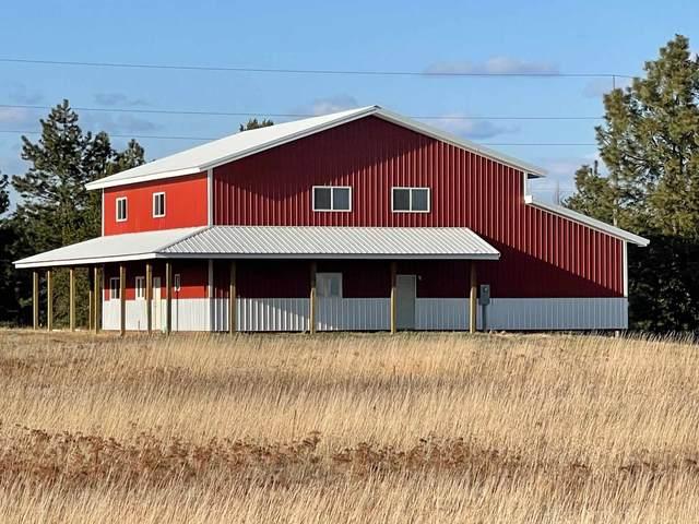 4919 W Burroughs Rd, Deer Park, WA 99006 (#202113532) :: The Hardie Group