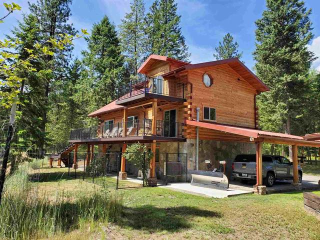 20 First Thought Loop, Kettle Falls, WA 99146 (#202113547) :: Top Spokane Real Estate