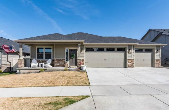 1809 S Greenacres St, Spokane Valley, WA 99016 (#202113566) :: The Spokane Home Guy Group