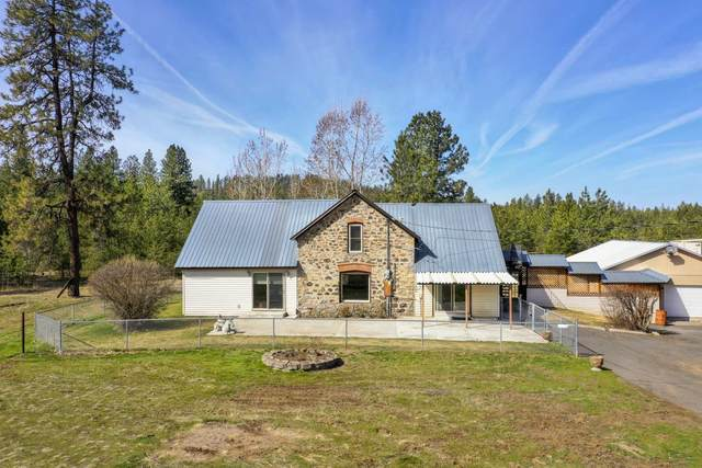 10810 S Spotted Rd, Cheney, WA 99004 (#202113591) :: The Hardie Group