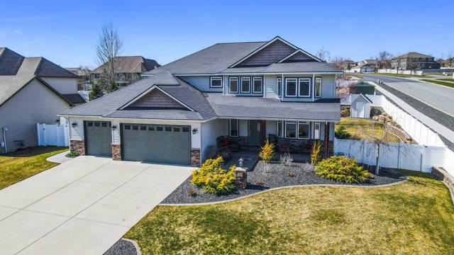 17825 E Galaxy Ct, Spokane Valley, WA 99016 (#202113665) :: The Hardie Group