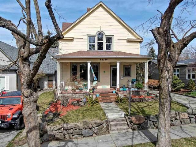 1706 W 14th Ave, Spokane, WA 99204 (#202113670) :: Elizabeth Boykin & Jason Mitchell Real Estate WA