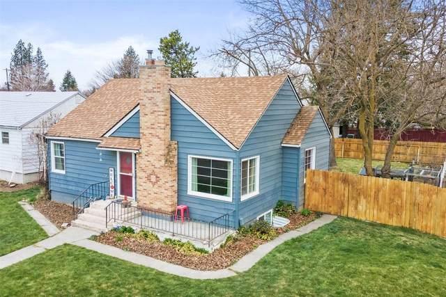 3604 W Garland Ave, Spokane, WA 99205 (#202113700) :: The Hardie Group