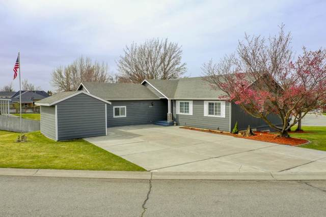 5021 N Sunnyvale Dr, Spokane Valley, WA 99216 (#202113706) :: The Hardie Group