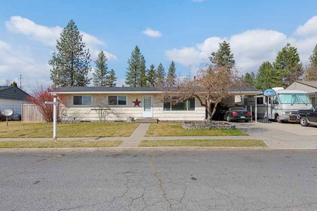 3516 W Decatur Ave, Spokane, WA 99205 (#202113748) :: The Hardie Group