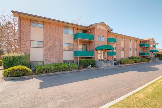 13223 E 29th Ave Unit #8, Spokane Valley, WA 99216 (#202113751) :: Top Spokane Real Estate