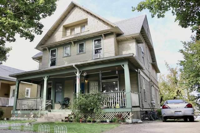 1630 W Pacific Ave, Spokane, WA 99201 (#202113755) :: Elizabeth Boykin & Jason Mitchell Real Estate WA
