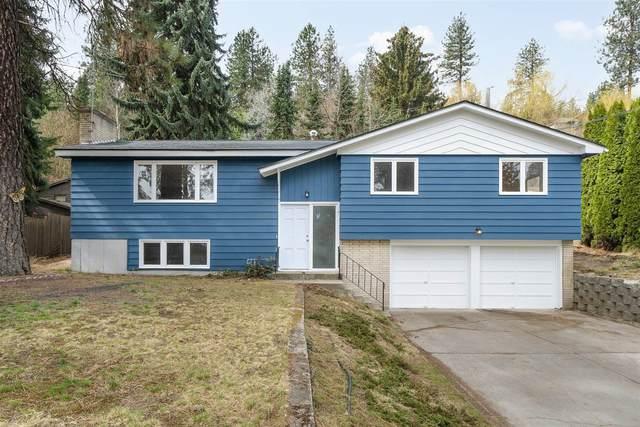 7421 N Country Homes Blvd, Spokane, WA 99208 (#202113785) :: Prime Real Estate Group