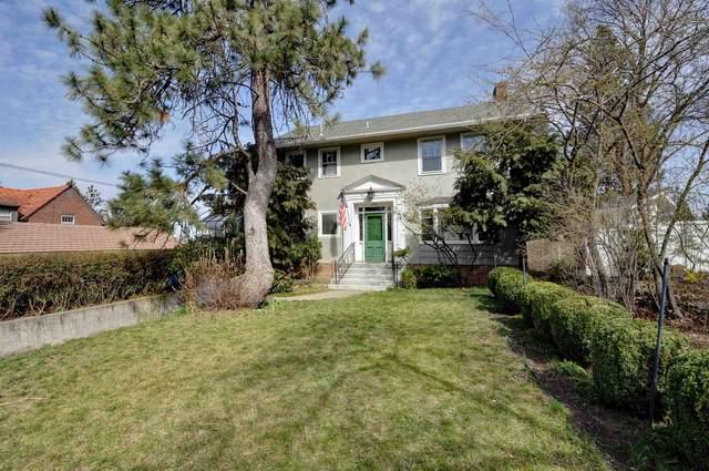1115 E Overbluff Rd, Spokane, WA 99203 (#202113818) :: Top Spokane Real Estate
