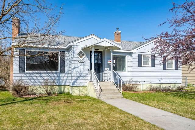 4815 N Normandie St, Spokane, WA 99205 (#202113820) :: Top Spokane Real Estate