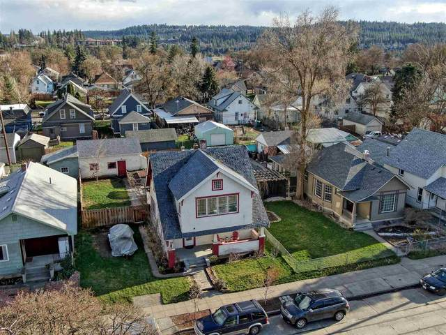 2523 W Dean Ave, Spokane, WA 99201 (#202113833) :: Top Spokane Real Estate