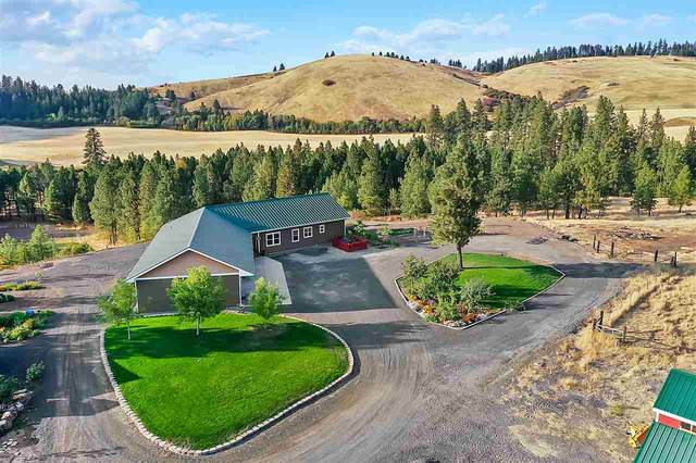 35110 S Darknell Rd, Waverly, WA 99039 (#202113834) :: Inland NW Group