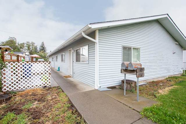 3305 E Cleveland Ave, Spokane, WA 99217 (#202113836) :: The Hardie Group