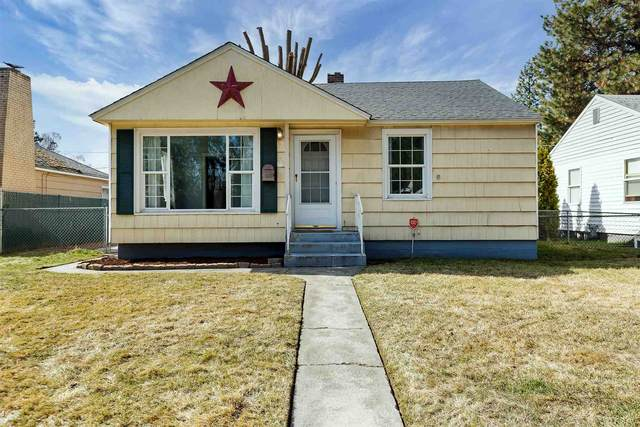 5403 N Ash St, Spokane, WA 99205 (#202113837) :: Top Spokane Real Estate