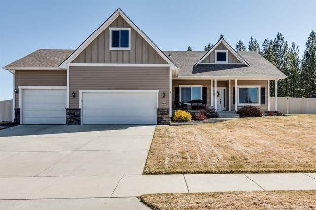 7419 S West Terrace Dr, Cheney, WA 99004 (#202113857) :: Top Spokane Real Estate