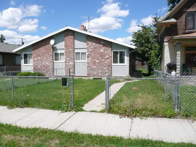 1218 W Frederick Ave 1220 W Frederic, Spokane, WA 99205 (#202113858) :: The Spokane Home Guy Group