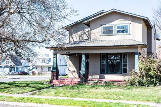 732 W Cleveland Ave, Spokane, WA 99205 (#202113865) :: The Hardie Group