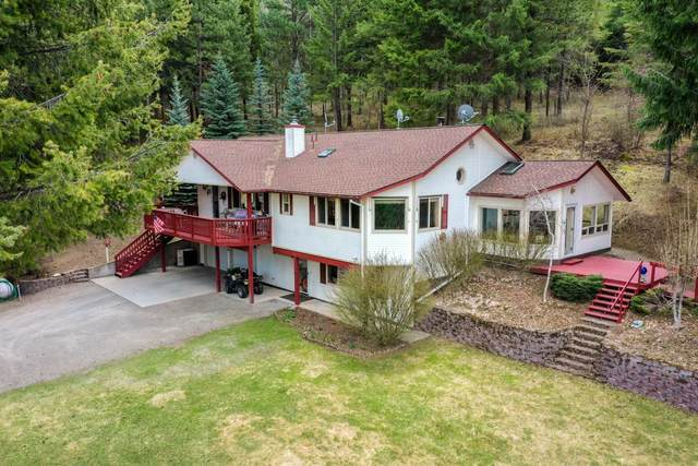 1881 S 25 Hwy, Kettle Falls, WA 99141 (#202113925) :: Top Agent Team