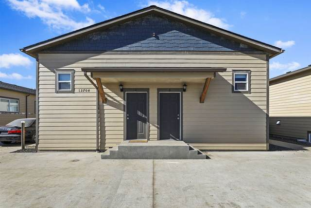 13816 W Bergen St, Airway Heights, WA 99001 (#202113927) :: The Synergy Group