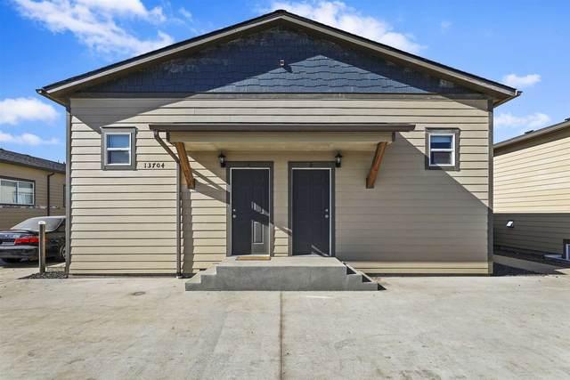 13816 W Bergen St, Airway Heights, WA 99001 (#202113927) :: RMG Real Estate Network