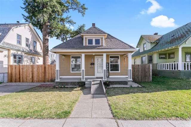 1417 W Indiana Ave, Spokane, WA 99205 (#202113931) :: Prime Real Estate Group