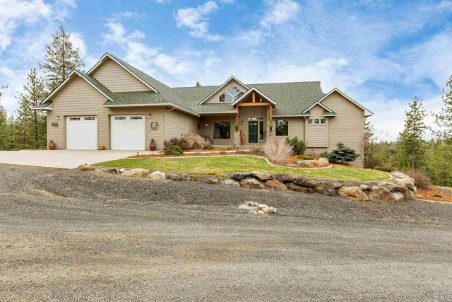 12715 E Deer Creek Rd, Chattaroy, WA 99003 (#202113956) :: Freedom Real Estate Group