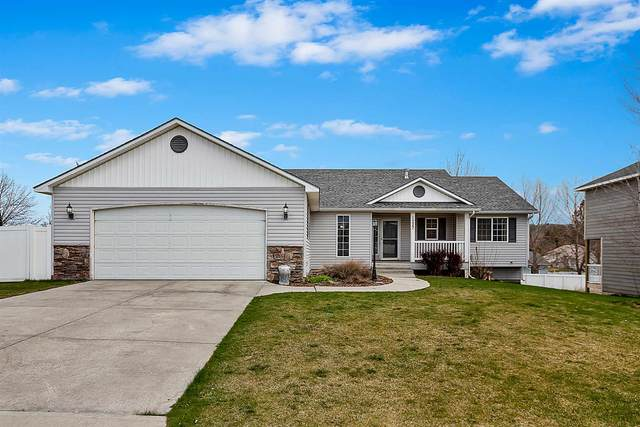 1227 S Newer St, Spokane Valley, WA 99037 (#202113992) :: Five Star Real Estate Group