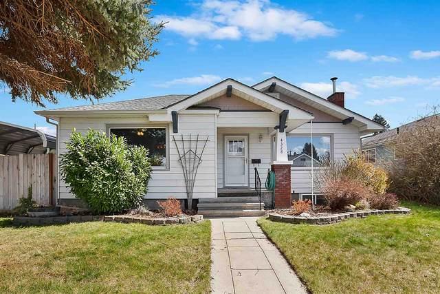 4328 N Adams St, Spokane, WA 99205 (#202113999) :: Parrish Real Estate Group LLC