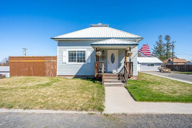 920 Marshall St, Davenport, WA 99122 (#202114001) :: The Hardie Group