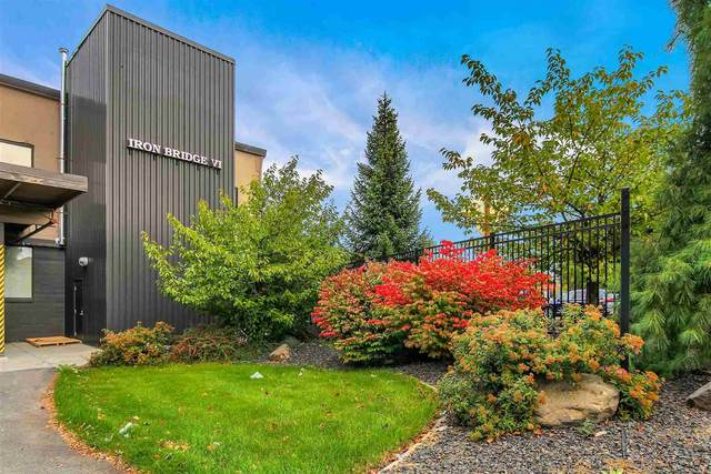 629 N Iron Ct #108, Spokane, WA 99202 (#202114022) :: The Synergy Group