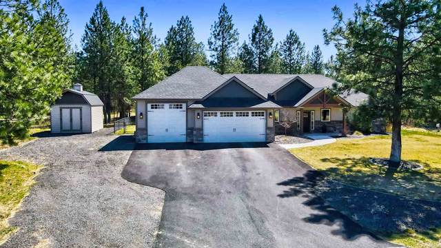 3512 E Elena Ln, Chattaroy, WA 99003 (#202114027) :: Parrish Real Estate Group LLC