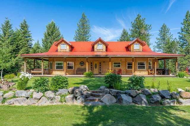 14123 E Casey Ln, Elk, WA 99009 (#202114034) :: Parrish Real Estate Group LLC